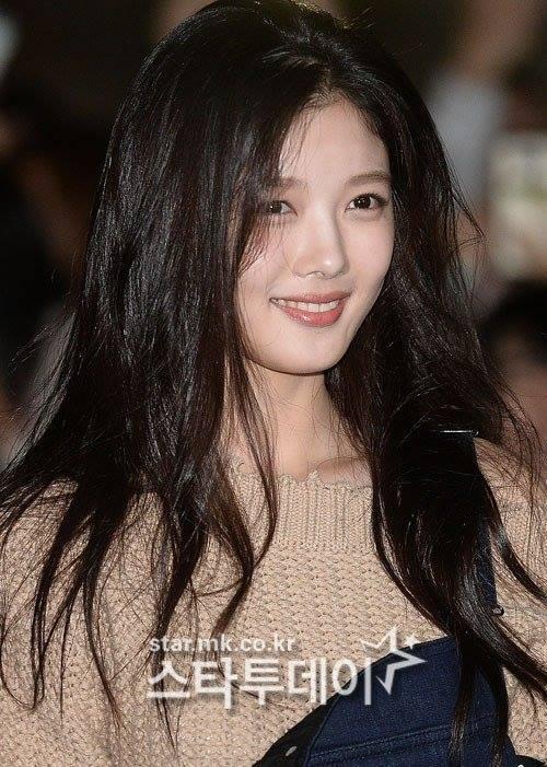 May hoa anh trang,  Park Bo Gum. Kim Yoo Jung anh 1