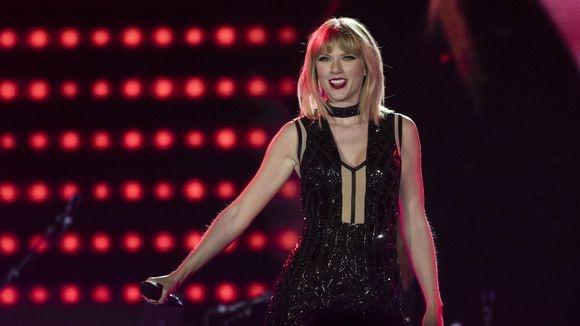 Taylor Swift hat ca khuc cua Calvin Harris anh 1
