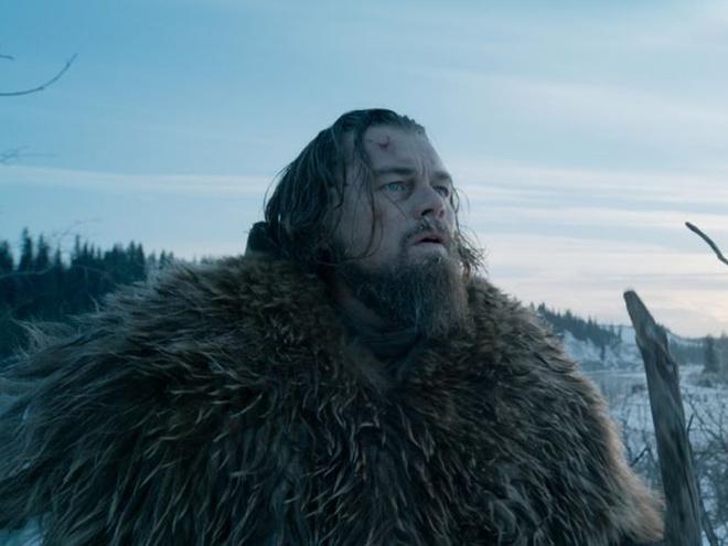 Leonardo DiCaprio suyt chet duoi khi quay phim hinh anh 2