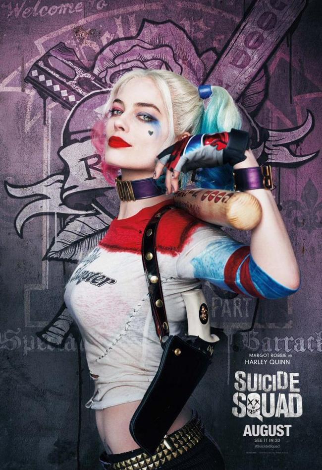 'Harley Quinn' dan dau top my nhan nong bong Australia hinh anh 1