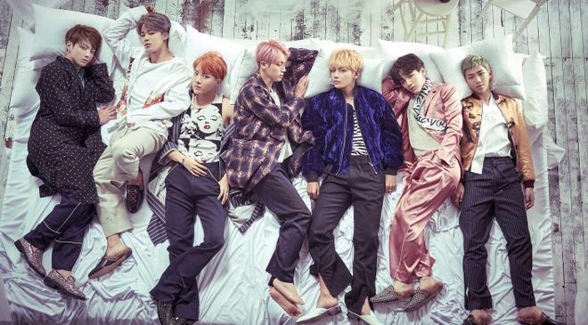 Nhom BTS bi nghi gian lan tren bang xep hang Billboard hinh anh