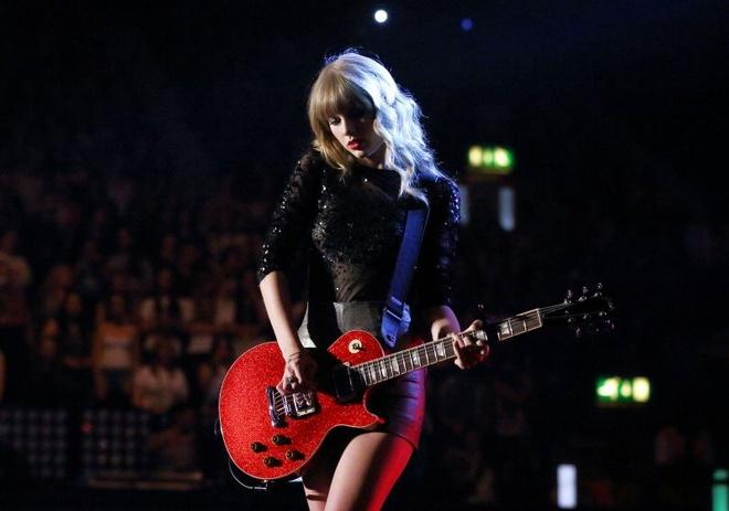 10 nam xay dung de che am nhac cua Taylor Swift hinh anh 8
