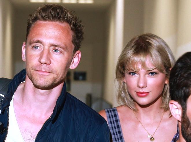 Loki soc vi Taylor Swift tan tinh drake anh 1