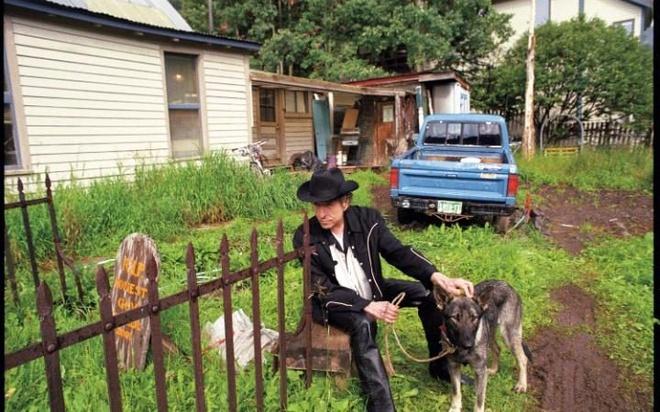 Bob Dylan: 'Giai Nobel lam toi cam nin' hinh anh 3