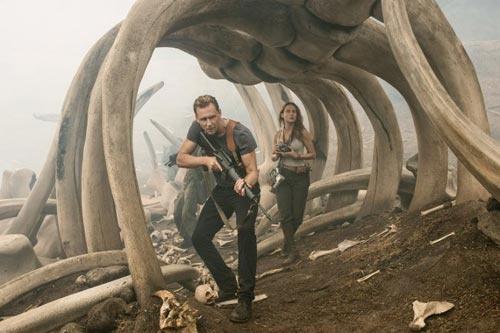Hinh anh King Kong trong trailer 'Kong: Skull Island' hinh anh
