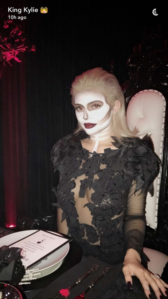 kylie kendall jenner choi halloween anh 5