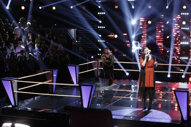 Top 20 The Voice My anh 1
