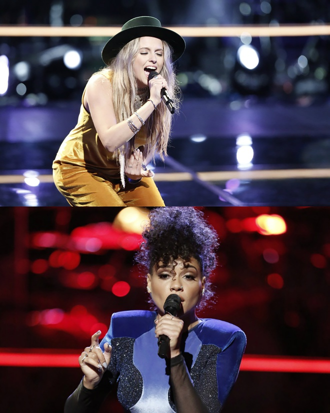 Top 20 The Voice My anh 2