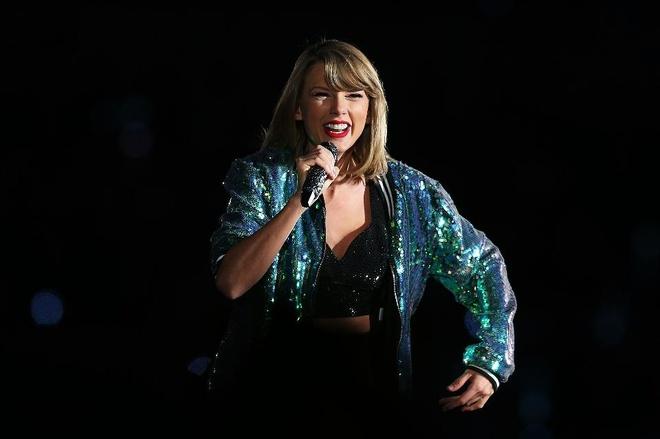 Khong hoat dong ca nam, Taylor Swift van thu nhap cao nhat hinh anh 1