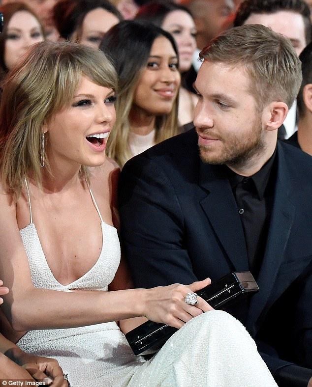 Calvin Harris bat ngo khen Taylor Swift sau chia tay hinh anh 2