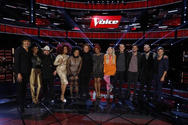 The Voice My: Doi Alicia Keys mat di chien binh dau tien hinh anh 1