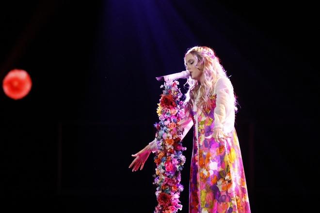 The Voice My: Doi Alicia Keys mat di chien binh dau tien hinh anh 2