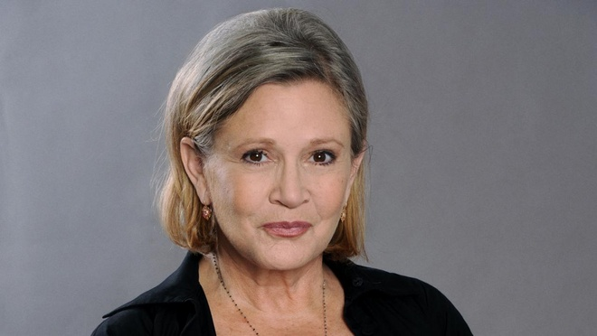carrie fisher ke chuyen giuong chieu voi harrison ford anh 2