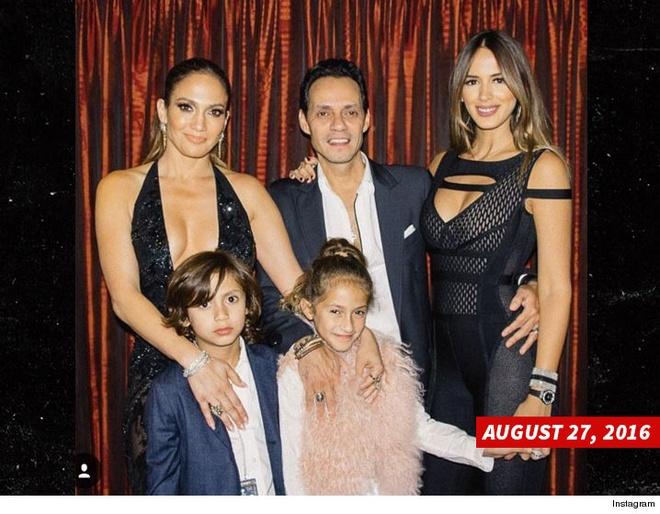 Marc Anthony chia tay vo tre de quay ve voi Jennifer Lopez? hinh anh 2