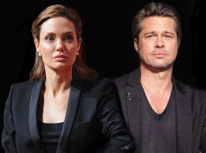 Angelina Jolie hoc hac xuat hien sau ly hon hinh anh 2