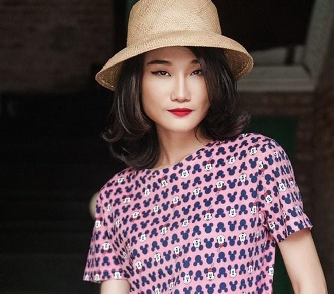 Next Top Model to nguoc nguoi mau Kha My Van lat long hinh anh