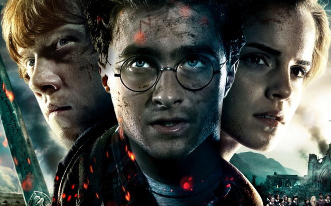 Lieu J.K.Rowling co tao nen 'vu tru phap thuat' nhu Marvel? hinh anh