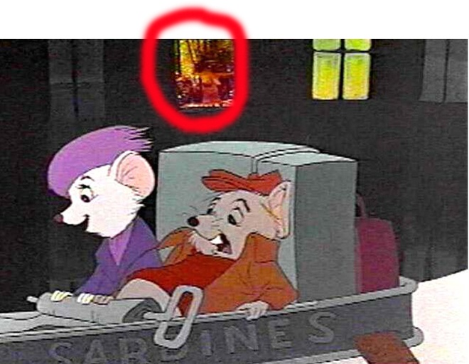 Nhung su that dang so dang sau phim hoat hinh cua Disney hinh anh 10