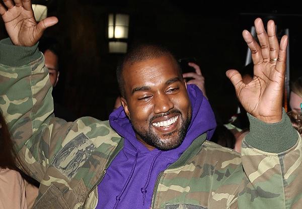 Kanye West noi dien sau khi bi cho gia om lay tien bao hiem hinh anh