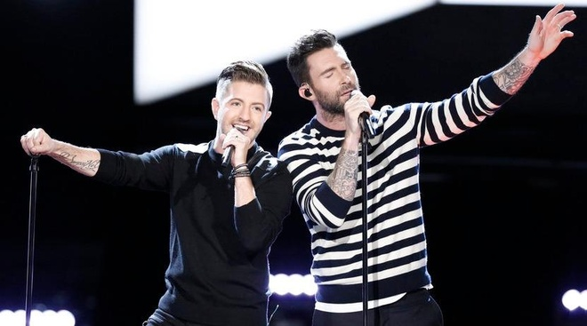 Billy Gilman hua hen se la quan quan The Voice My 2016 hinh anh