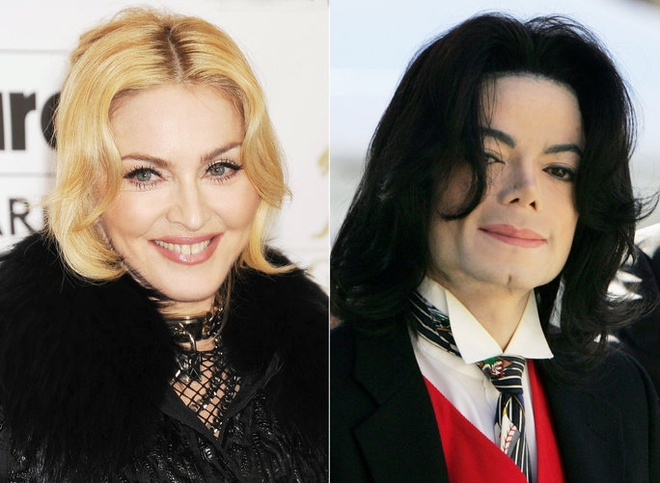 cuoc tinh Michael Jackson va Madonna anh 4