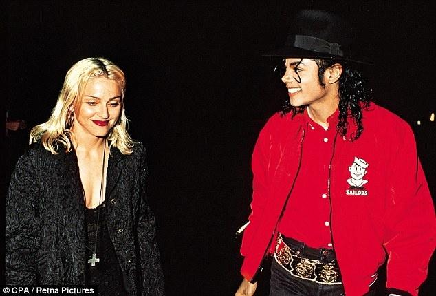 cuoc tinh Michael Jackson va Madonna anh 2