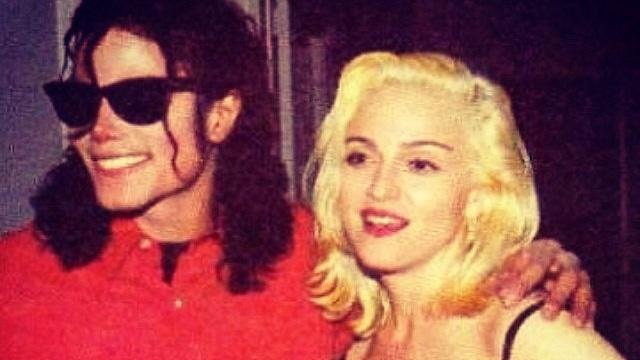 cuoc tinh Michael Jackson va Madonna anh 3