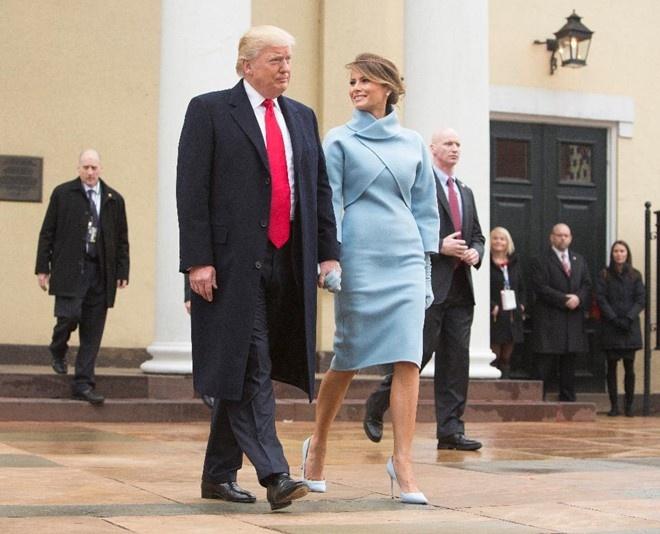 "Tan De nhat phu nhan My bi gioi thoi trang ""tay chay"",  Melania Trump,  Donald Trump,  Tom Ford anh 2"