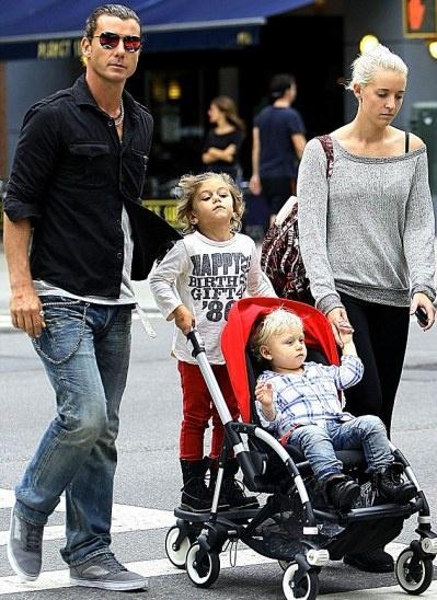 Gavin Rossdale lan dau trai long ve viec ly hon Gwen Stefani hinh anh 2