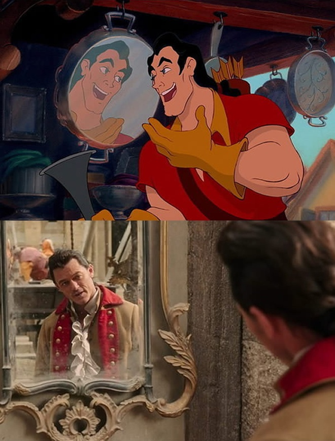 'Beauty and the Beast' tai hien phien ban hoat hinh hinh anh 2