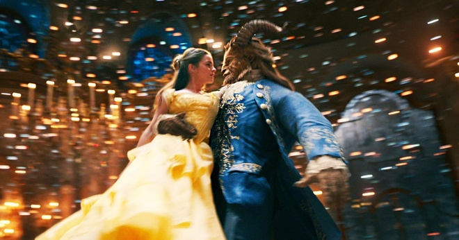 'Beauty and the Beast' tung trailer man nhan hinh anh