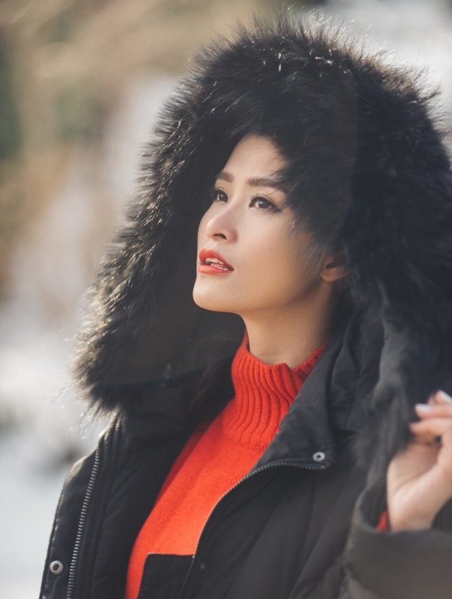 Dong Nhi danh tinh yeu cho hoc tro trong ngay Valentine hinh anh 6