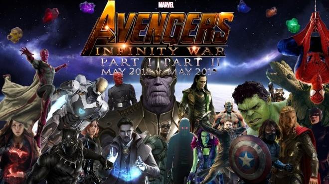 Thanos se la nhan vat chinh trong 'Avengers: Infinity War' hinh anh