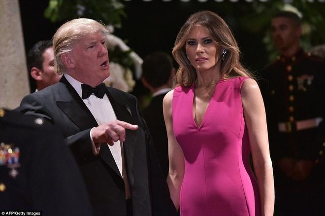 thoi trang Melania Trump anh 5