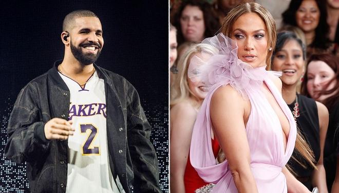 Jennifer Lopez yeu Drake anh 1