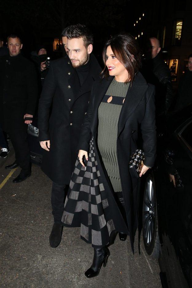 Tinh yeu giua Cheryl Cole va Liam Payne anh 10
