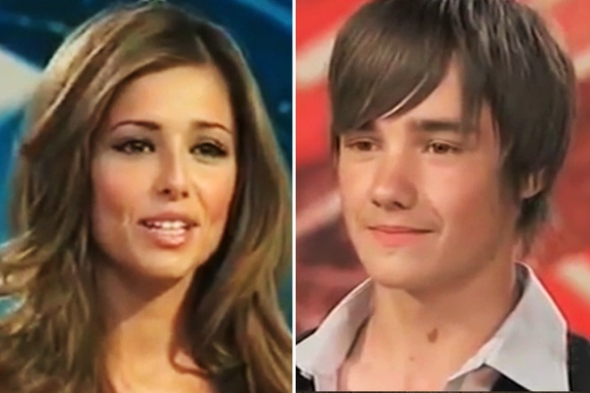 Tinh yeu giua Cheryl Cole va Liam Payne anh 1