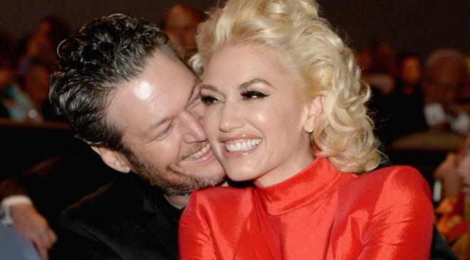 Blake Shelton ghen voi thi sinh The Voice vi ban gai Gwen Stefani hinh anh