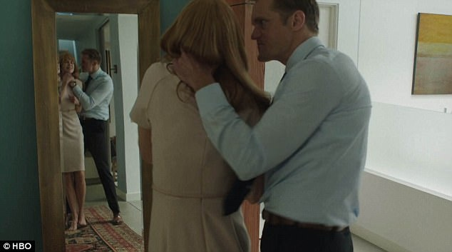 Nicole Kidman phai uong thuoc giam dau vi canh nong bao hanh hinh anh 2