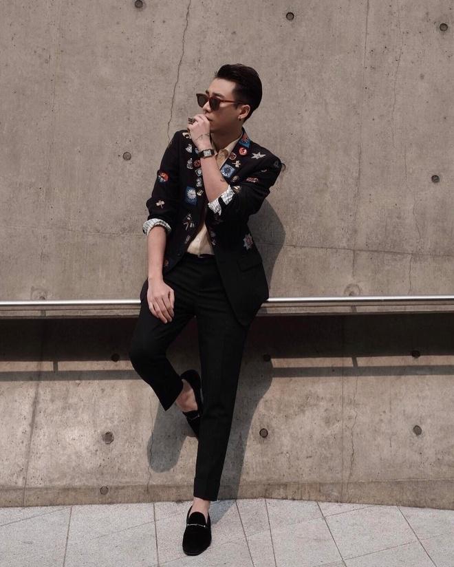 Hoang Ku va Phi Phuong Anh mac an y o Seoul hinh anh 7
