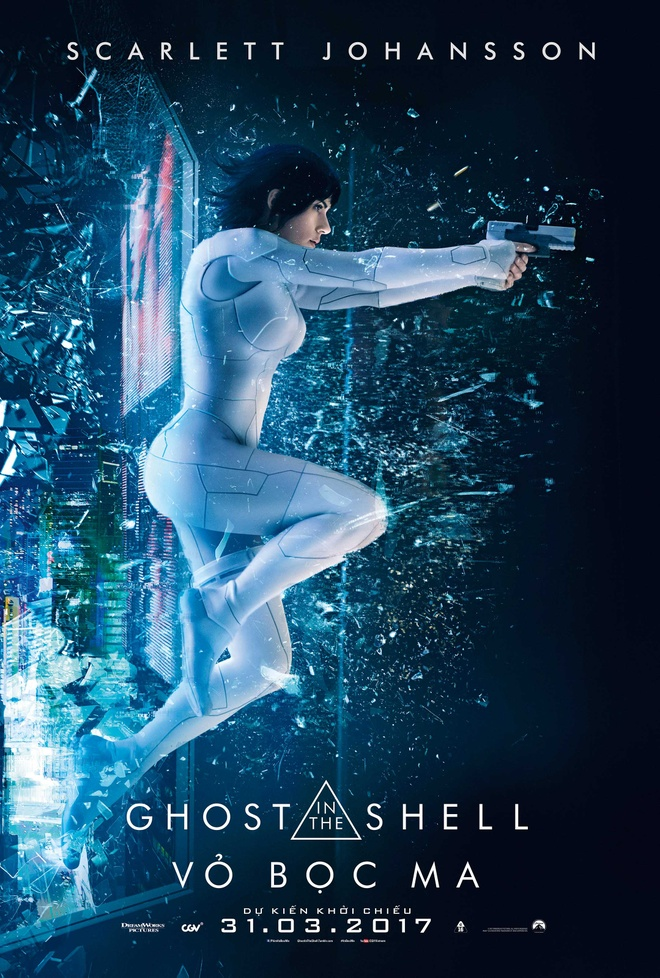 Vo boc dac biet trong 'Ghost In The Shell' cua Scarlett Johansson hinh anh 3