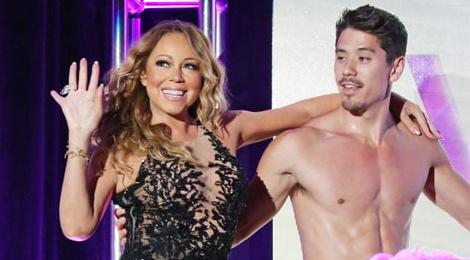 Mariah Carey vung hang trieu USD cho phi cong tre hinh anh