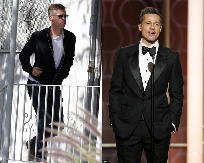 Brad Pitt trong gay go,  gia nua kho nhan ra anh 2