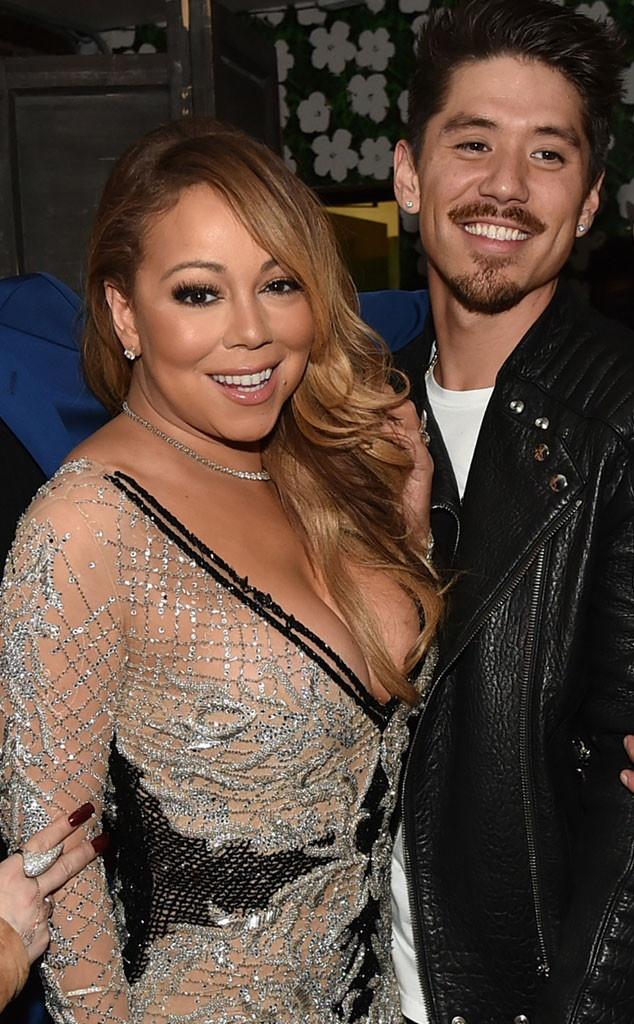 Mariah Carey vung hang trieu do cho phi cong tre anh 2