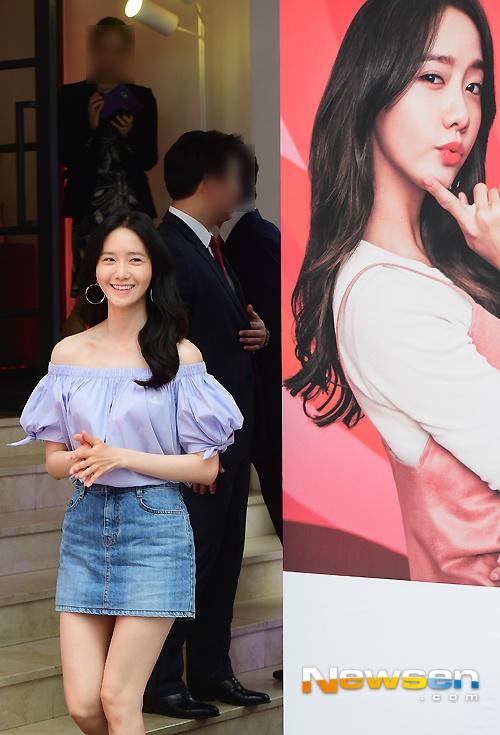 Yoona chan cong anh 1