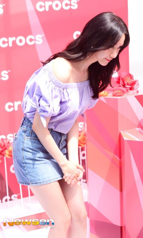 Yoona chan cong anh 5