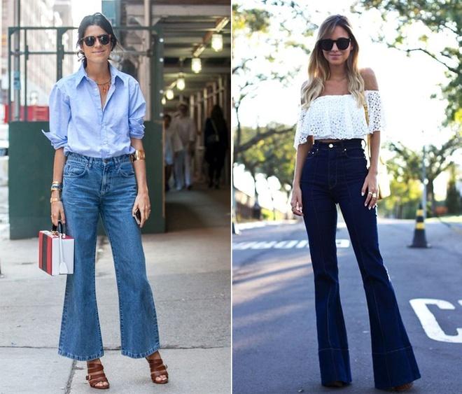 6 mot quan jeans dang lam mua lam gio he 2017 hinh anh 1
