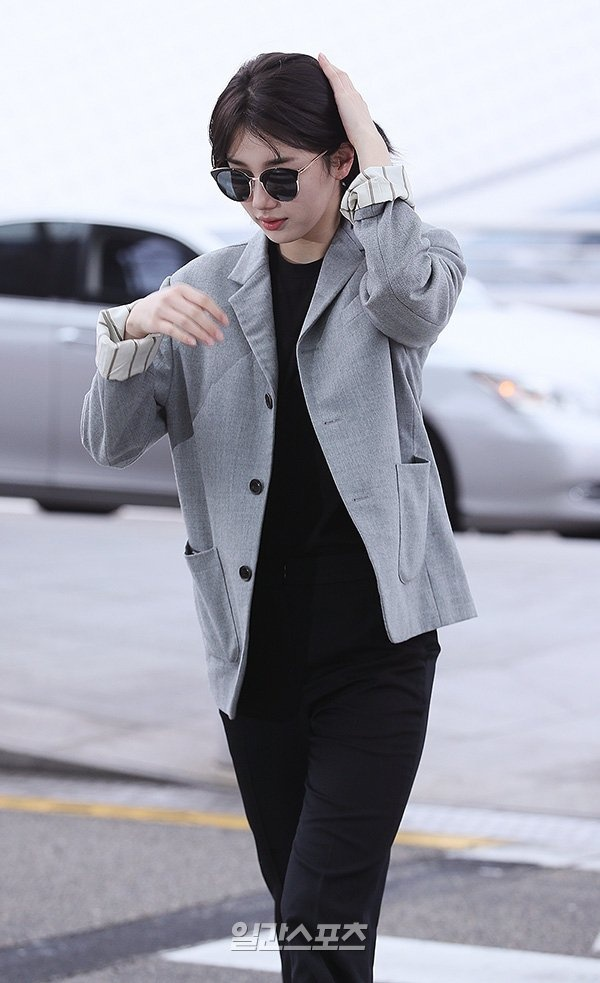 Ban gai Lee Min Ho bi che khi cat toc ngan hinh anh 2