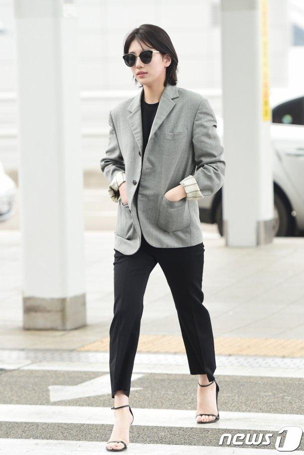 Ban gai Lee Min Ho bi che khi cat toc ngan hinh anh 5