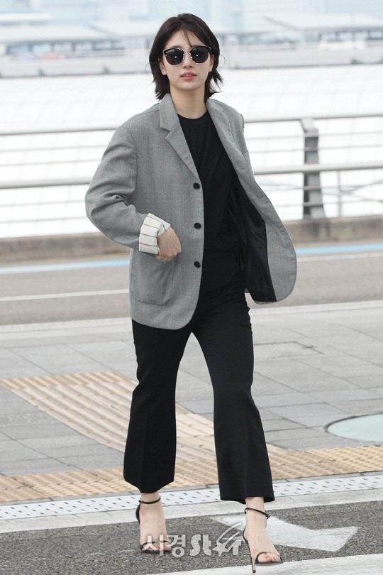 Ban gai Lee Min Ho bi che khi cat toc ngan hinh anh 3